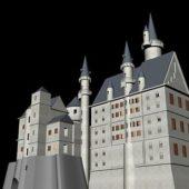 Neuschwanstein Bavarian Castle
