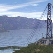 Oil Platform Extractor