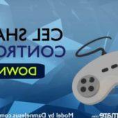 Retro Gaming Controller