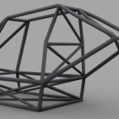 Rock Crawler Chassis Frame