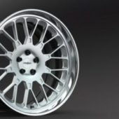 Rotiform Concave Wheel