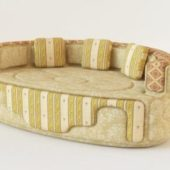Rounded Sofa Furniture
