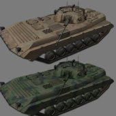 Russian T90 Apc Tank