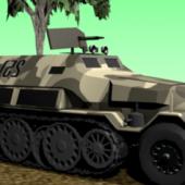Sdkfz Armored Car