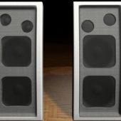 Standing Speakers 2.0