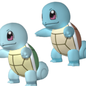 Squirtle Pokemon Character