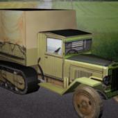 Zis-42 Truck