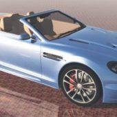 Aston Martin Dbs Car