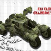 Catachan Car