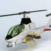 Bell Ah1z Viper Helicopter