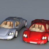 Vehicle Nimble Cars