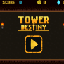Play Game Tower Of Destiny Cool Math Free Online Action
