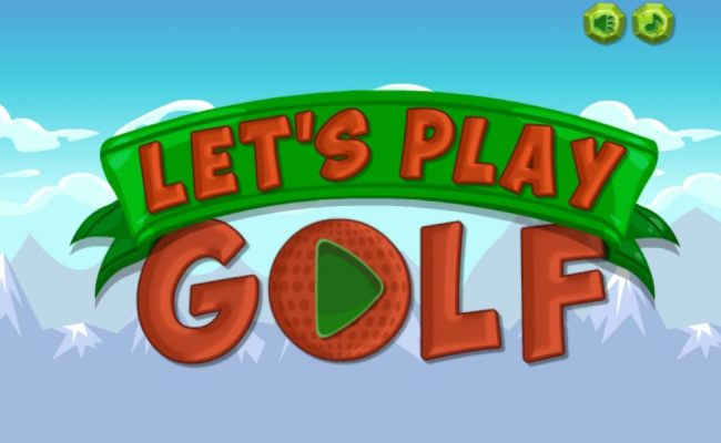 Play Let S Play Golf Cool Math Game Free Online Sport Games