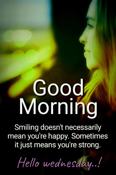good morning happy wednesday images with quotes