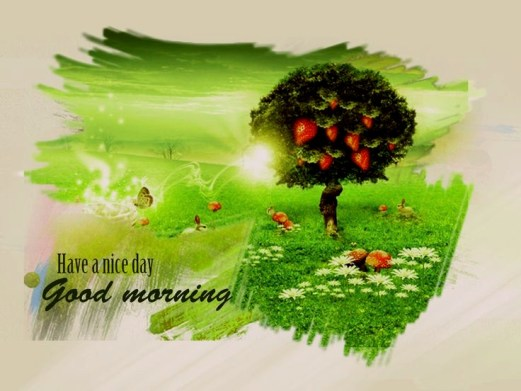 Good Morning Green Images