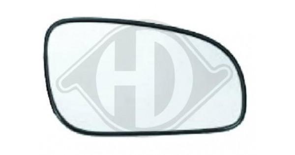 Glace rétroviseur droit (passager) chauffante Volvo S60