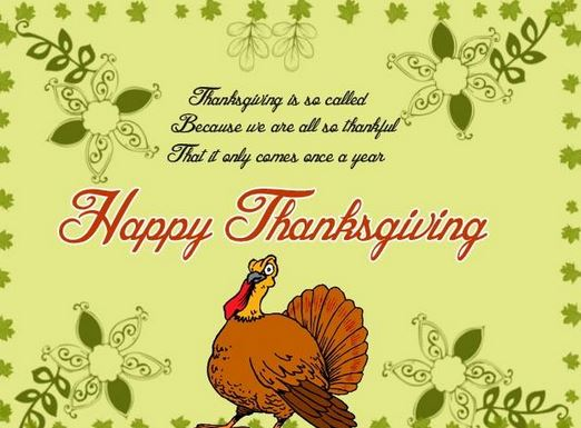 A Thanksgiving Wish Quote: 101 Best Thanksgiving Day Quotes Wishes Greeting Cards