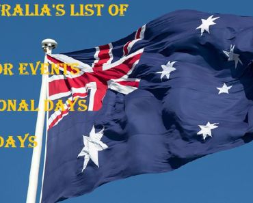 Australia Major Events CALENDAR 2015 Holidays Observances Sporting Australian Calendars of event ICC Cricket World Cup