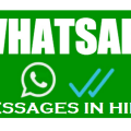 Funny WhatsApp Messages in Hindi on LIFE LOVE Message Collection Msg SMS