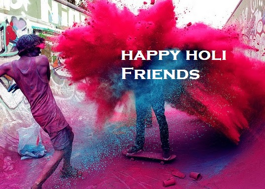 Best Holi Wishes SMS Images in Hindi