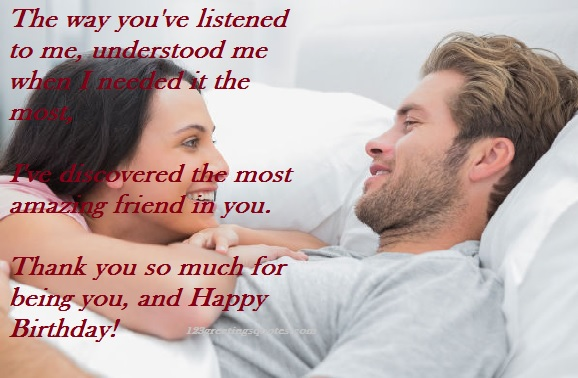 birthday quotes for husband by romantic wife love quote
