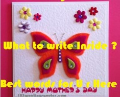 mothers day cards-what to write when i make it