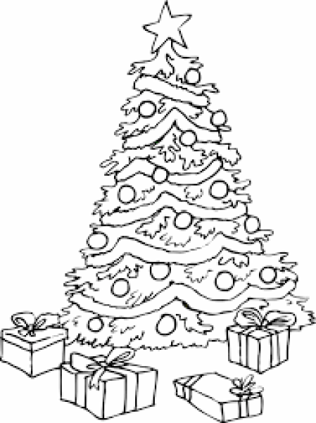 Printable Free Coloring Pages for Christmas