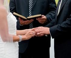 Wedding Vows -Catholic Jewish