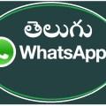 Funny Telugu Whatsapp Message