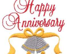 Wedding Anniversary Wishes in Hindi Font