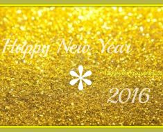 Happy New Years Cards 2016 -