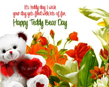 when is teddy bear day is celebrated