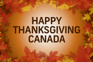 Canadian Thanksgiving 2018 Date Wishes Traditions Food ...