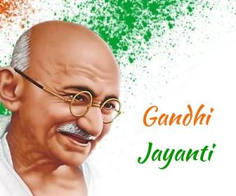 Image result for Images for Gandhi Jayanthi 2016.