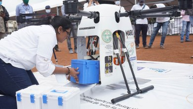 India's first Drone Medicine Delivery project Medicines From The Sky