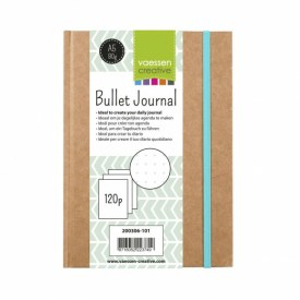 Bullet notebook journal