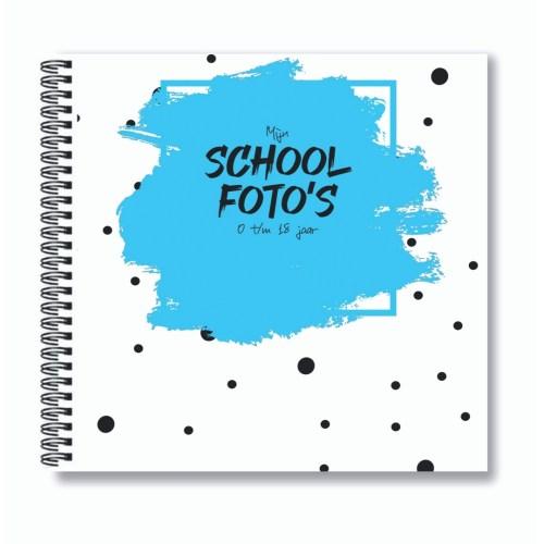schoolfoto invulboek