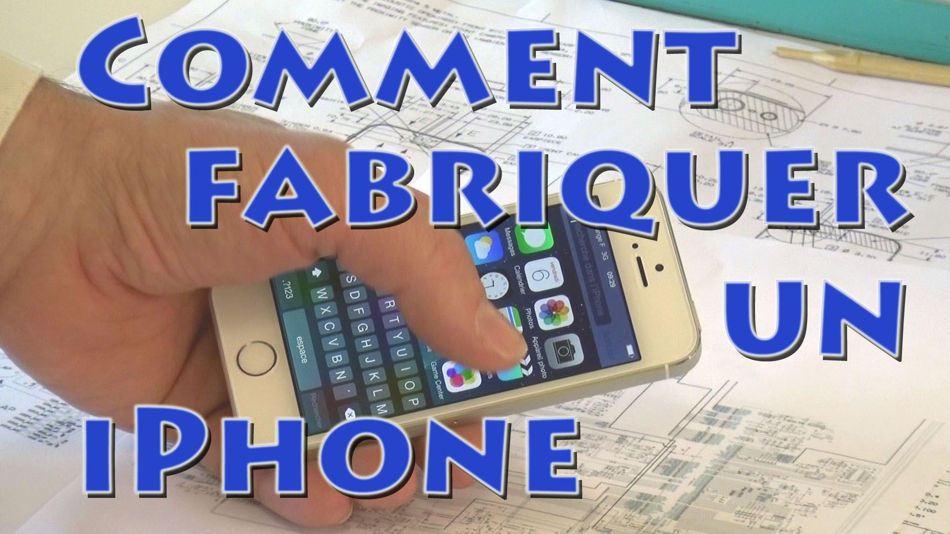 comment fabriquer un iphone soi m me 123itech. Black Bedroom Furniture Sets. Home Design Ideas