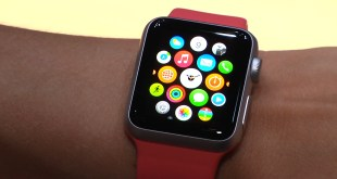 signification des icones apple watch