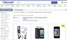 achat iPhone d'occasion Cdiscount