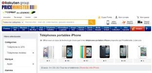 priceminister iphone