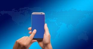 partir à l'étranger avec son smartphone