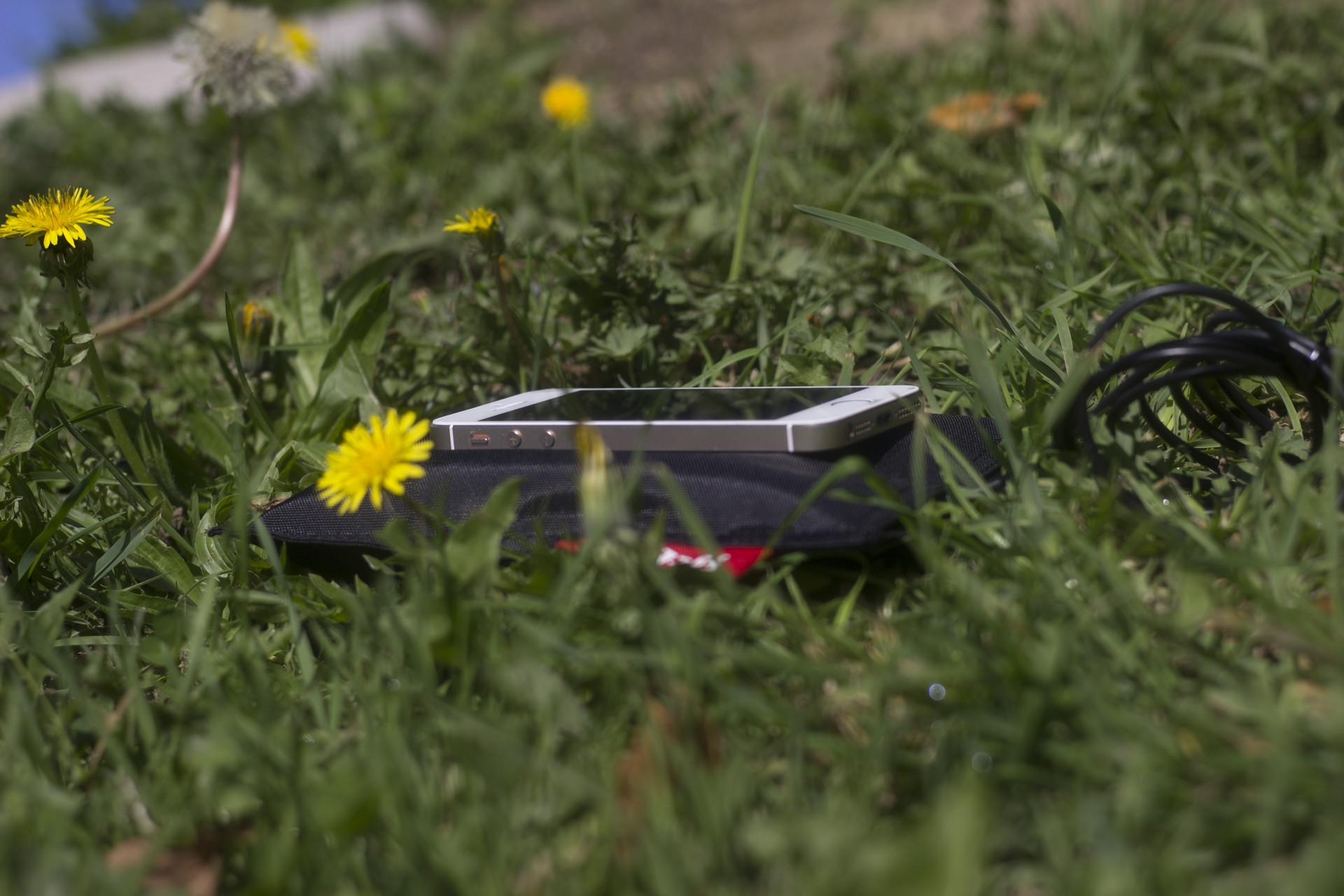 recharger son smartphone sans fil