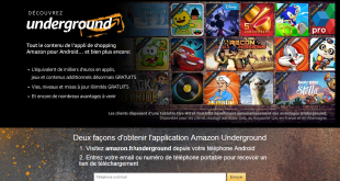 telecharcher amazon undergound