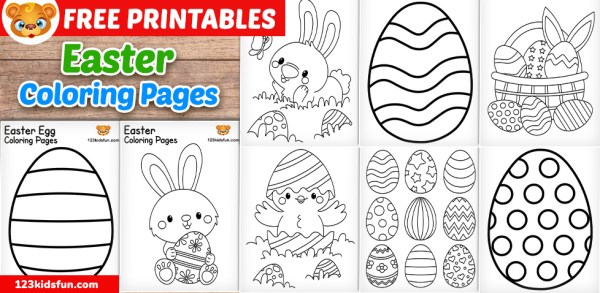 easter coloring pages free # 46