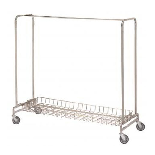 Basket Shelf for 721 & 722 Garment Racks Model Number 784