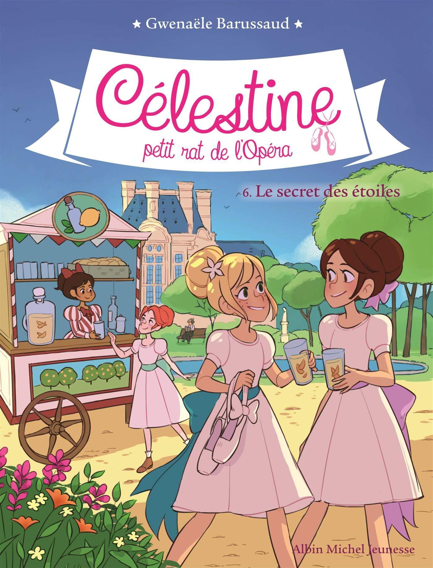 Célestine Petit Rat De L'opéra : célestine, petit, l'opéra, Célestine, Petit, L'Opéra., Secret, étoiles, Livre, Enfant