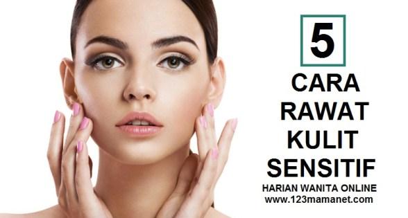 produk untuk kulit sensitif