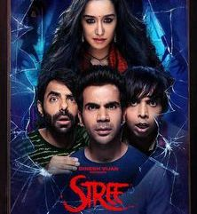 Stree Full Movie Download in 720p DVD