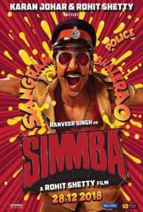 Simmba Full Movie Download Free 2018 HD 720p DVD